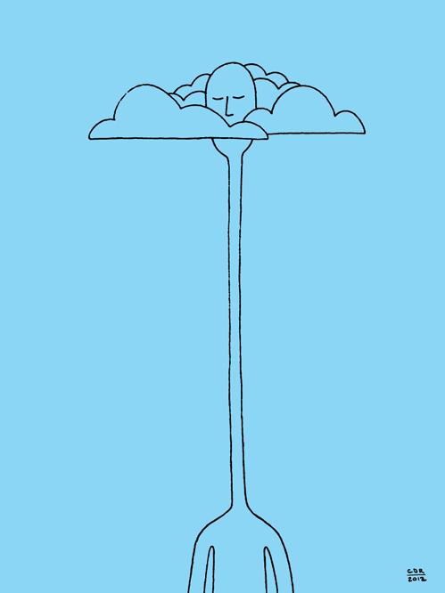 head-in-cloud