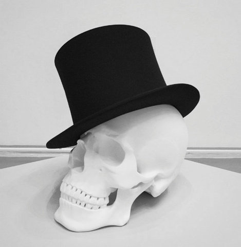 death-top-hat